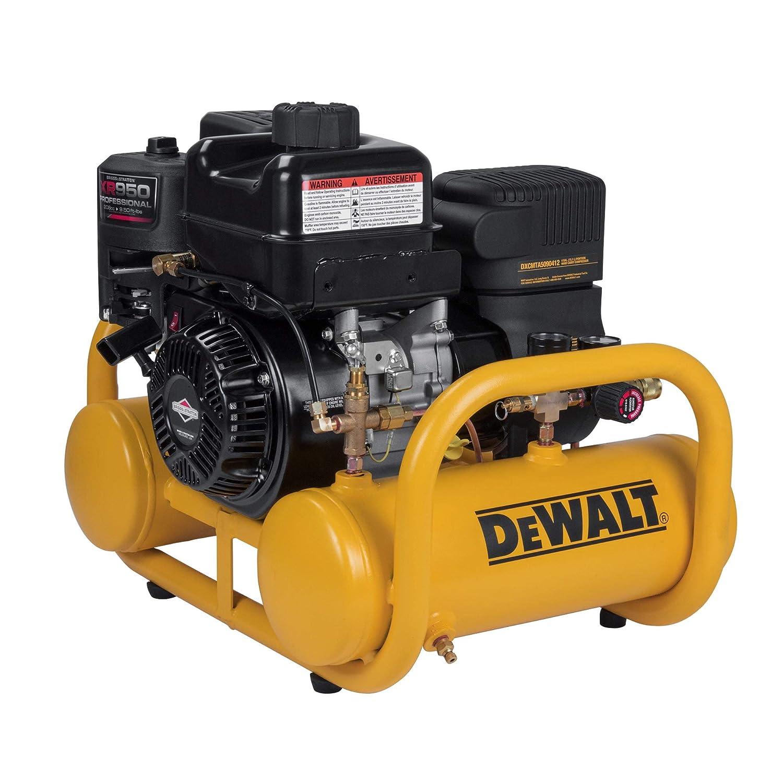 DeWalt dxcmta5090412 Subaru con Direct Drive libre de aceite compresor de aire, 4-Gallon: Amazon.es: Bricolaje y herramientas