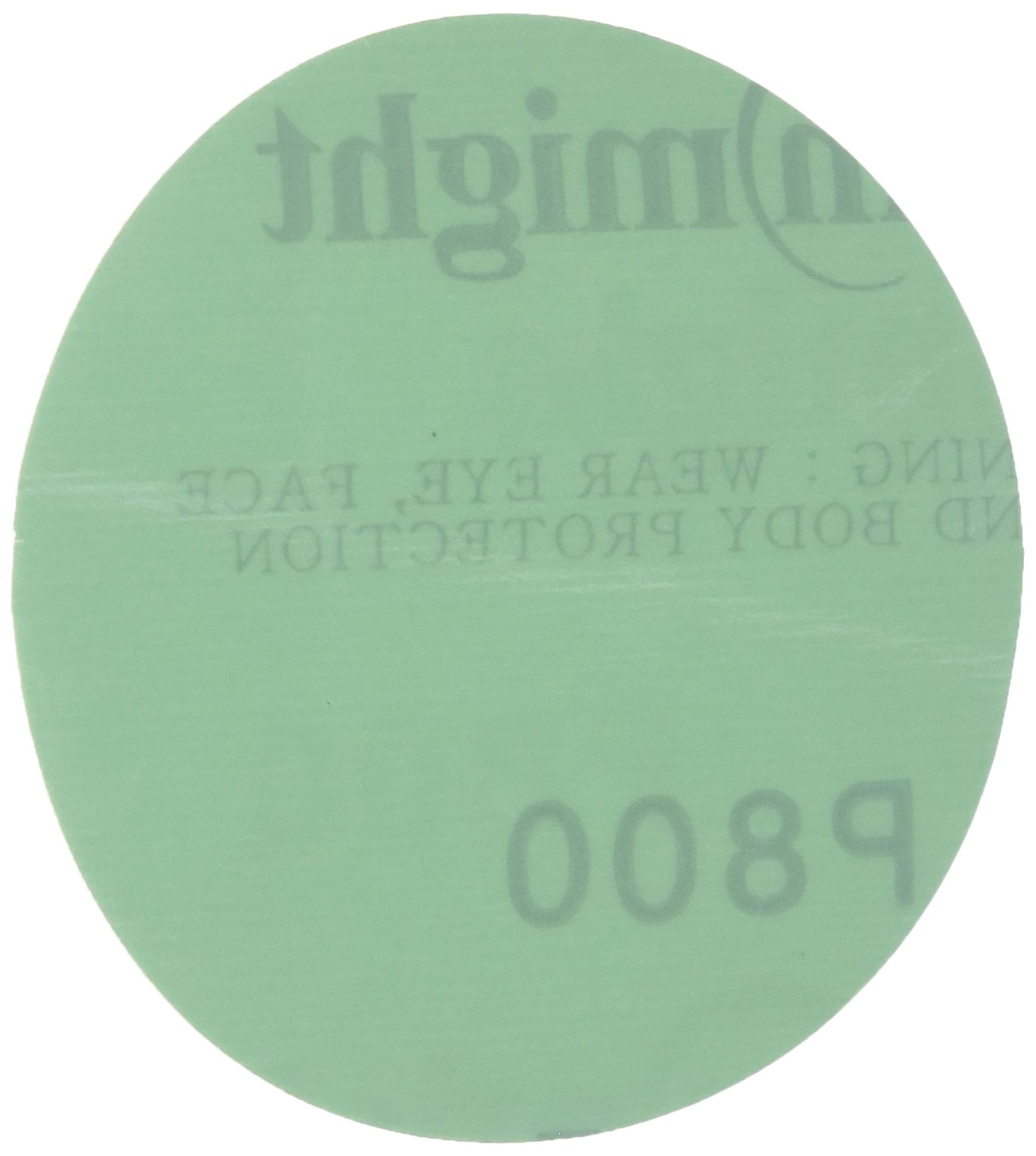 Sunmight 54219 3'' No Hole Velcro Disc (Film Grit 800)