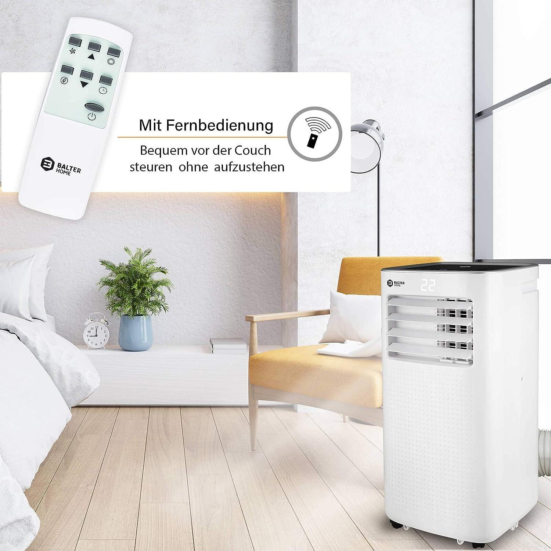 Ventilator Balter AC-01 mobile Klimaanlage Heizung R290 ...