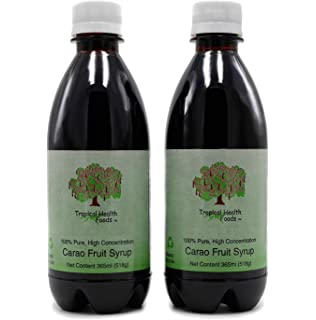 Carao Fruit Extract - Proven Natural Remedy for Anemia - Blood Building Superfood – 2 Bottles