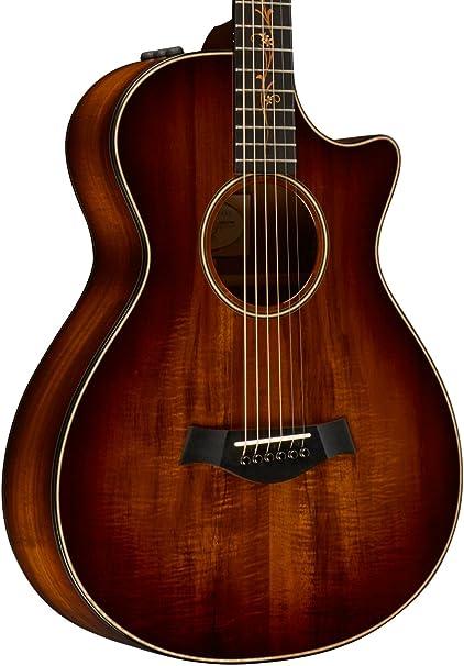 Taylor KOA serie k22ce 12-Fret Grand guitarra electroacústica de ...