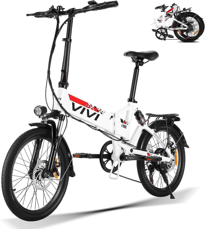 Vivi electric folding bike