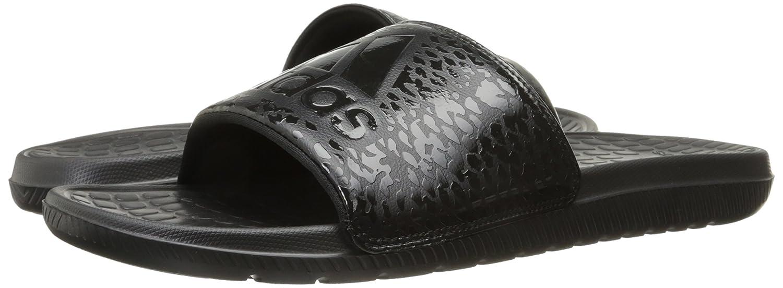 save off 6c0af b06c7 Amazon.com   adidas Men s Voloomix Gr Athletic Slide Sandals   Sandals