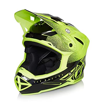 Fly Racing Default Full-Face Helmet : Automotive