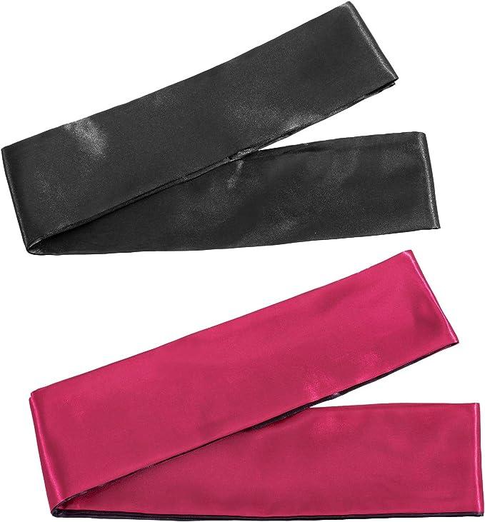 LEATHER Occhi Maschera bl-20-leather gratuita UK Consegna