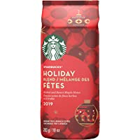 Starbucks Holiday Blend Packaged Coffee, 10 Ounce
