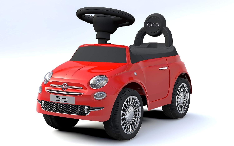 Cabino Fiat 500 marche-pieds rojo: Amazon.es: Bebé