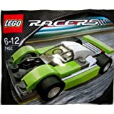 LEGO Racers: Le Mans スポーツカー (緑) セット 7452 (袋詰め)