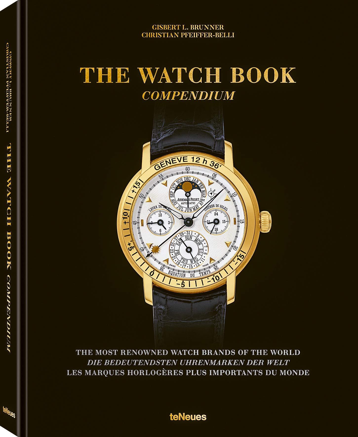 The Watch Book Compendium Lifestyle Gisbert Brunner Christian