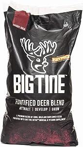 Scott Pet Big Tine Fortified Deer Blend 10Lb, Yellow (BT10)