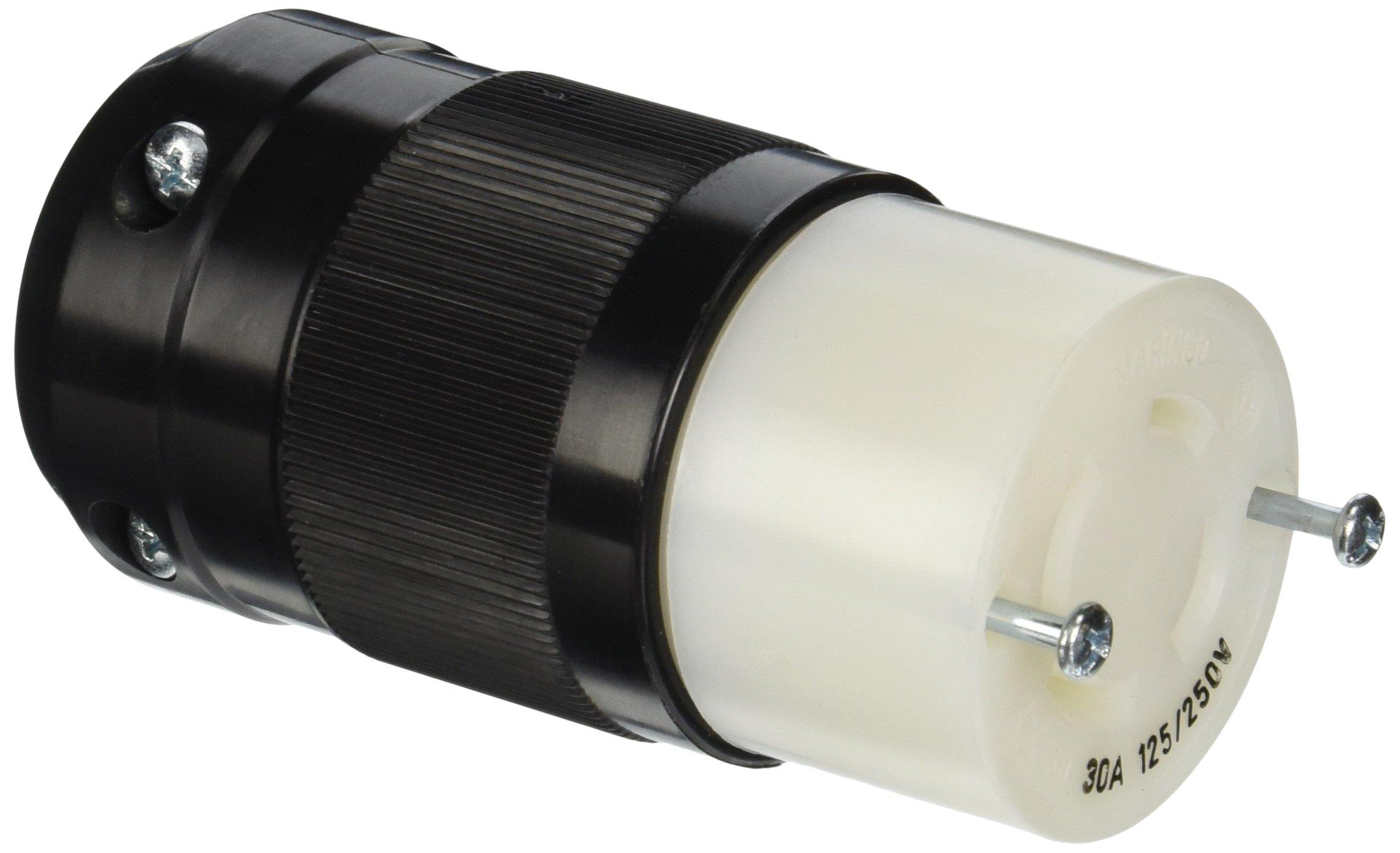 Generac 6398 30-Amp 125/250V L14-30 Female Connector