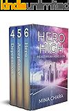 Hero High:: Heartbreak Rebellion (Hero High Collections Book 2)