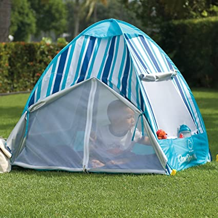 Sun Smarties Infant Cabana Beach Tent & Amazon.com: Sun Smarties Infant Cabana Beach Tent: Toys u0026 Games