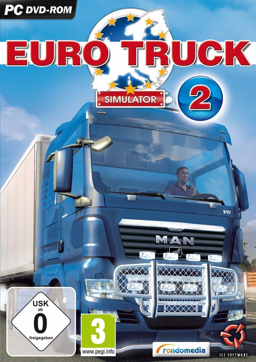 Euro Truck Simulator 2 [Importación alemana]: Amazon.es: Videojuegos