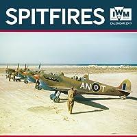 Imperial War Museum Spitfires 2019 Calendar