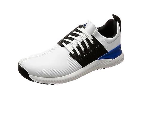new arrival f6764 d62da adidas Adicross Bounce, Zapatillas de Golf para Hombre, (Blanco F33752), 40