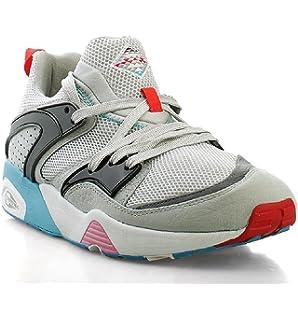 8ee70e5212fb71 PUMA Blaze Glory Sneaker FREAKER Great White 356683-01 US Size 9.5