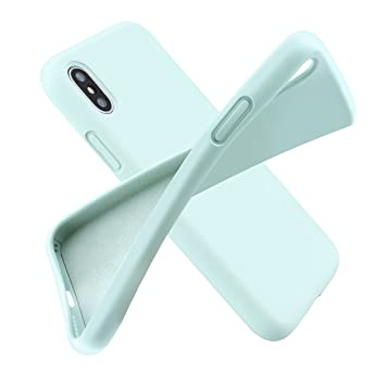 coque iphone x interieur velour