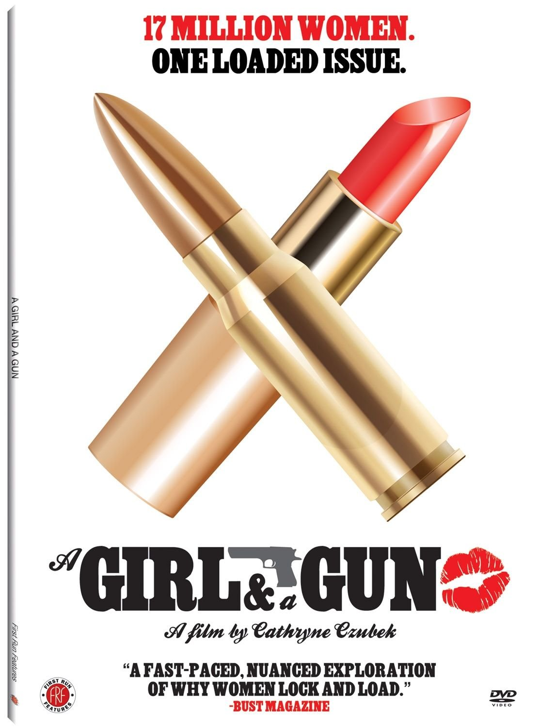 DVD : Stephanie Alexander - A Girl & A Gun (Widescreen)