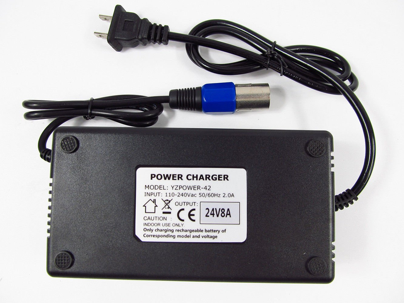 amazon com fidgetfidget 24 volt 8 amp for mobility scooter rh amazon com