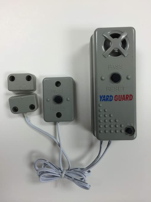 SPQ Brands NA425 YardGard YG03 - Alarma para Puerta y ...