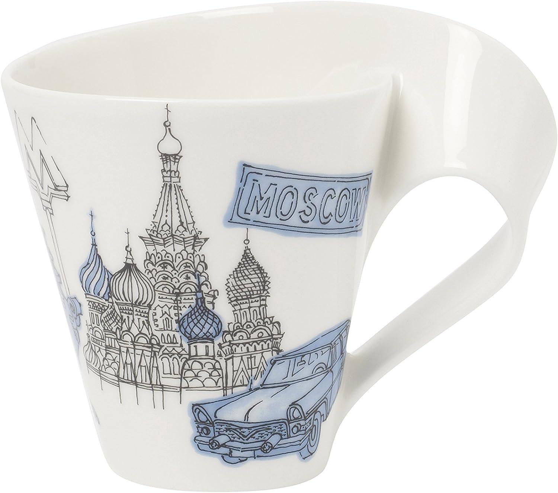 Assiettes à soupe d 23,5 cm VILLEROY /& BOCH Blue Castle