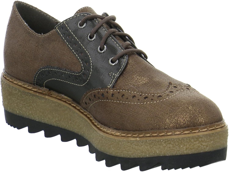 Chaussures de Ville /à Lacets pour Femme Bronze Bronze Tamaris 1-1-23618-29 916