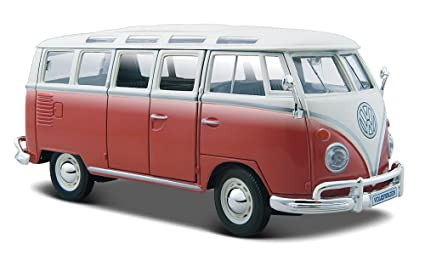 Buy Maisto 1/25 Volkswagen Van Samba Online at Low Prices in