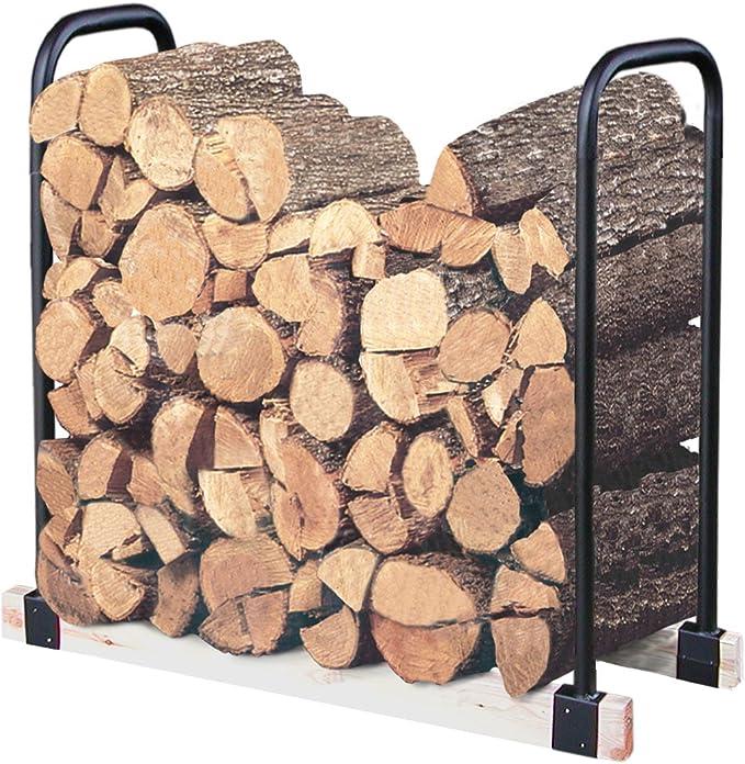 Landmann USA 82424 Adjustable Firewood Rack