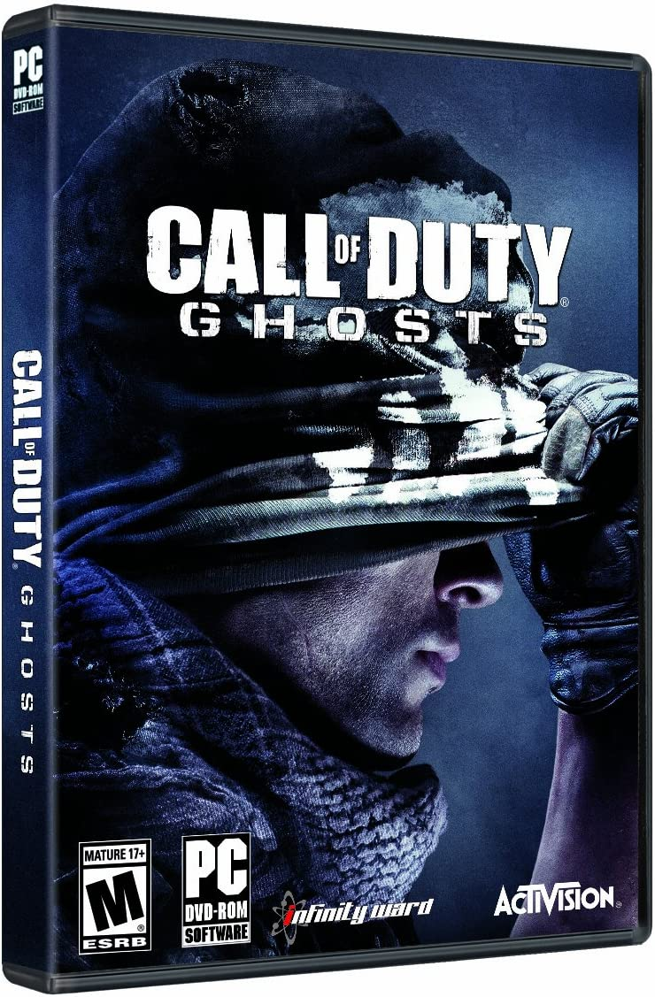 Amazon com: Call of Duty: Ghosts - PC: Video Games