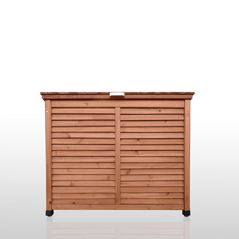 Mobili ripostiglio per esterno - Mobile terrazzo legno ...