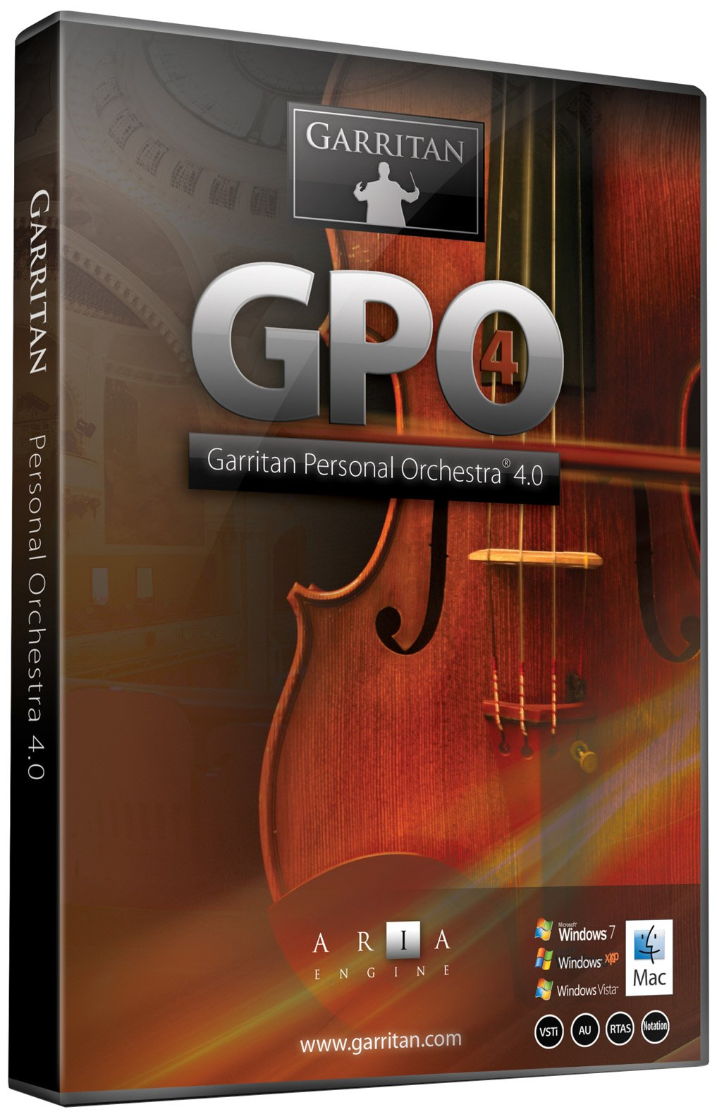 Garritan Personal Orchestra 4 by MakeMusic!