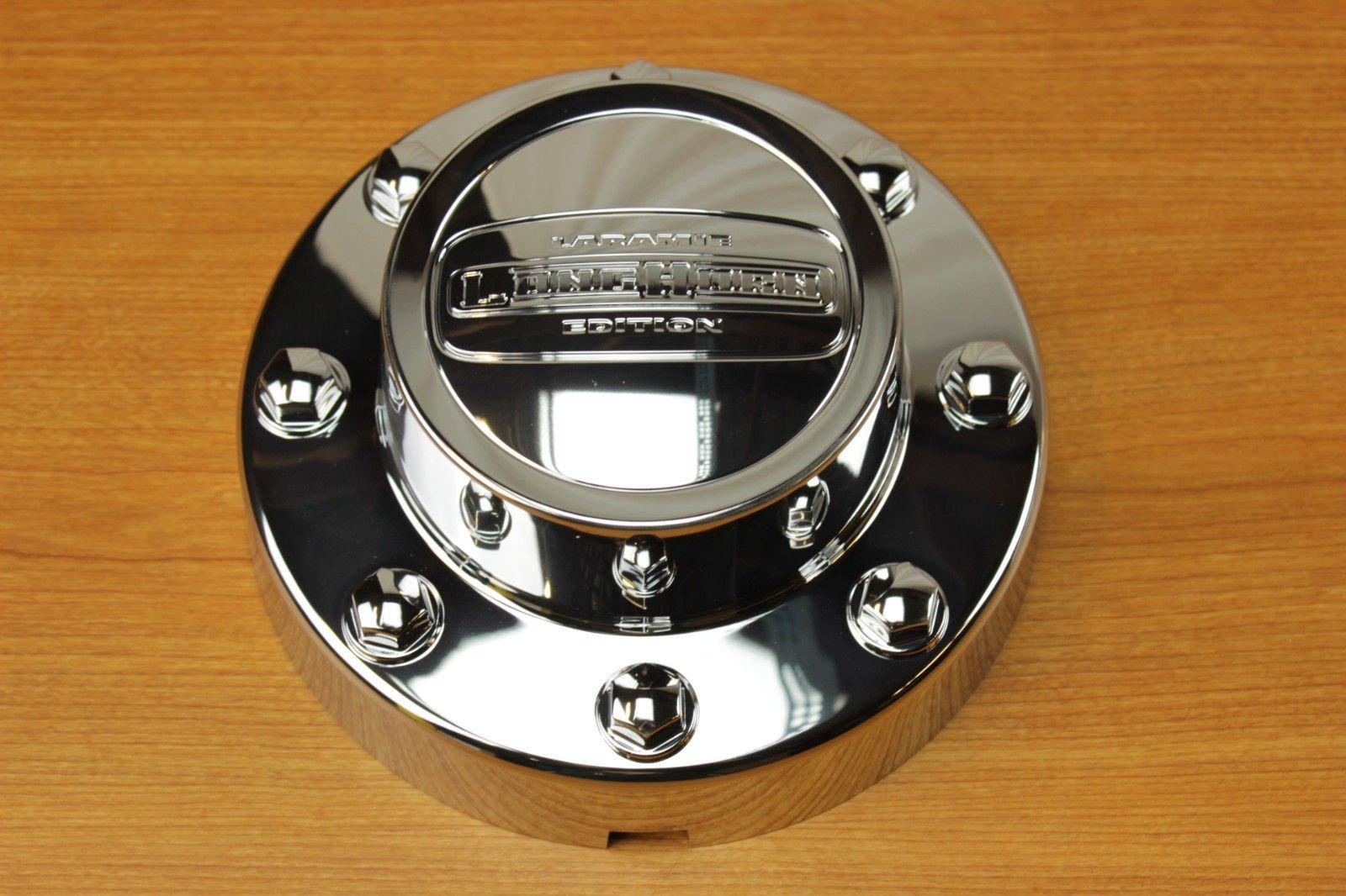 Dodge Ram 3500 Laramie Longhorn Chrome Wheel Center Cap Mopar OEM