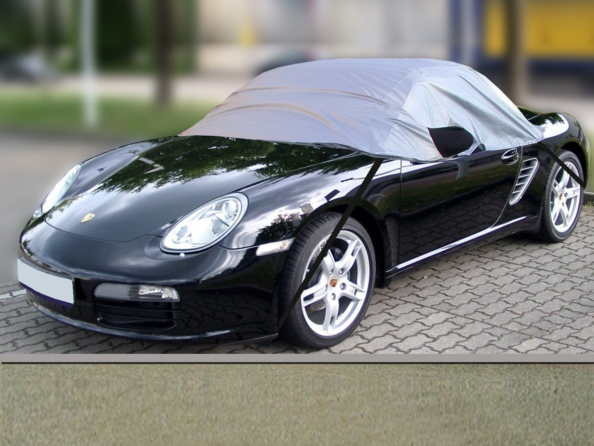 Half Size Porsche Boxster 987 2004-2012 Car Cover Every Car Covered
