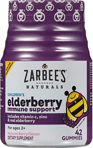 Zarbee's Naturals Children's Elderberry Immune Support* Gummie