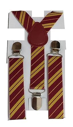 9670b2be9 L&L® Unisex Adult Children Kids Boys Braces suspender Harry Potter Tartan  Fancy UK: Amazon.co.uk: Clothing