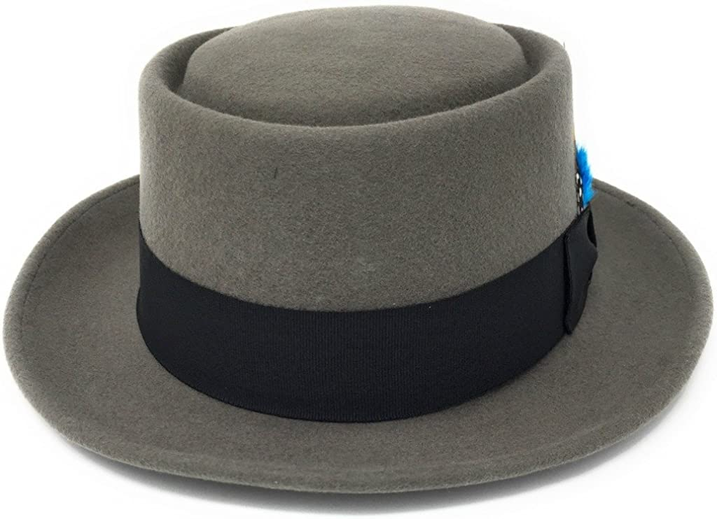 Cotswold Country Hats Sombrero Pork Pie para Hombre