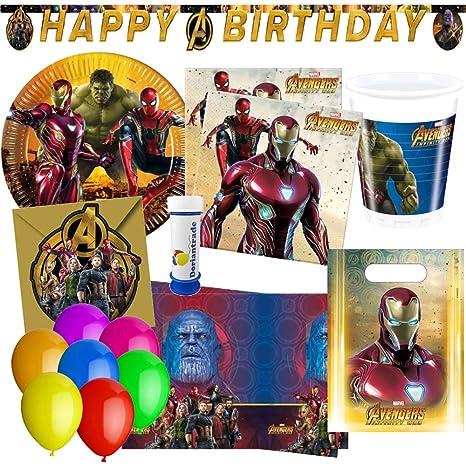 Procos Doriantrade Avengers Infinity War Juego De Accesorios Para
