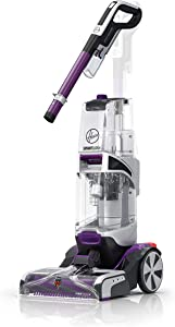 Hoover SmartWash Pet Automatic Carpet Cleaner with Spot Chaser Stain Remover Wand, Shampooer Machine for Pets, FH53000PC, Purple
