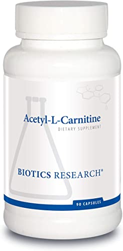 Biotics Research Acetyl L Carnitine Athletic Strength