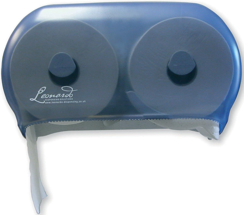 Leonardo DSTA06 Versatwin Toilet Roll Dispenser: Amazon.co.uk: Business,  Industry & Science
