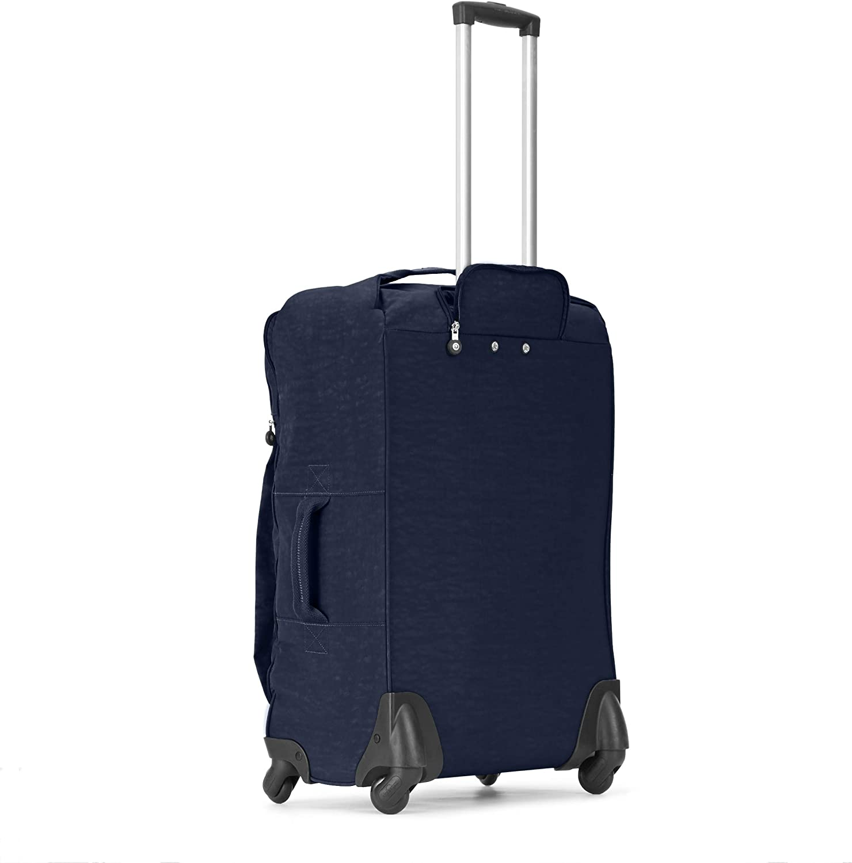 Black Kipling Darcey Softside Spinner Wheel Luggage