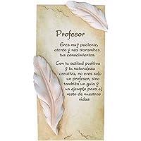 Framan PERGAMINO DE Piedra LABRADA con Textos