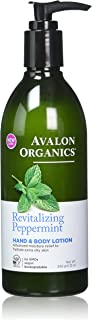product image for Avalon Organics Hand & Body Lotion - Peppermint - 12 oz - 2 pk