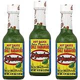 El Yucateco Sauce Habanero Grn Hot  (Pack of 3)