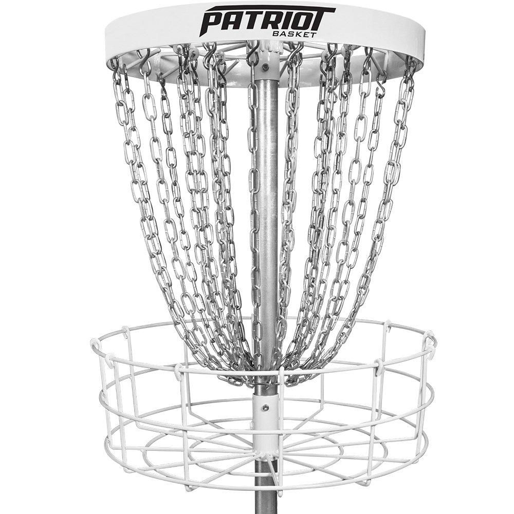 Dynamic Discs Patriot Basket Portable Disc Golf Basket by D·D DYNAMIC DISCS