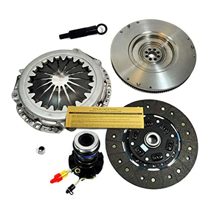 Amazon.com: EFT CLUTCH KIT+SLAVE CYL+ FLYWHEEL 01-11 FORD RANGER MAZDA B4000 EXPLORER 4.0L V6: Automotive