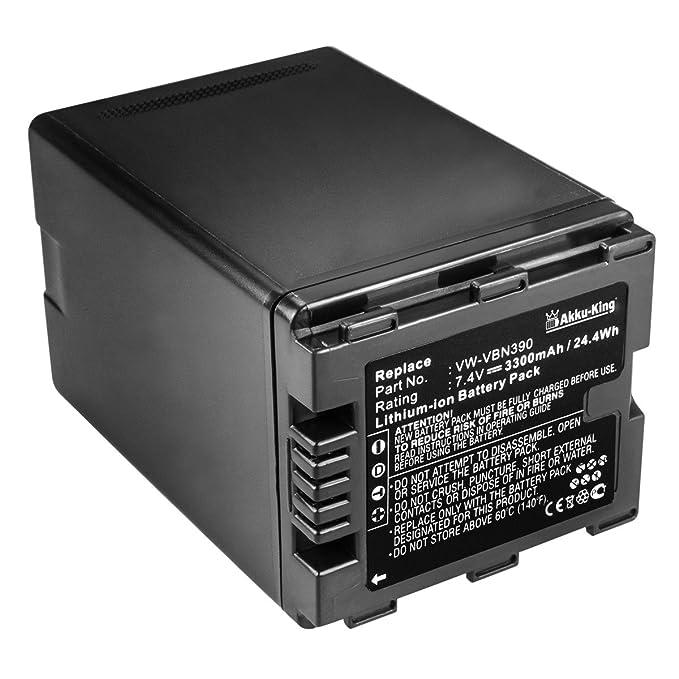 original vhbw® Netzteil für PANASONIC HDC-SD909