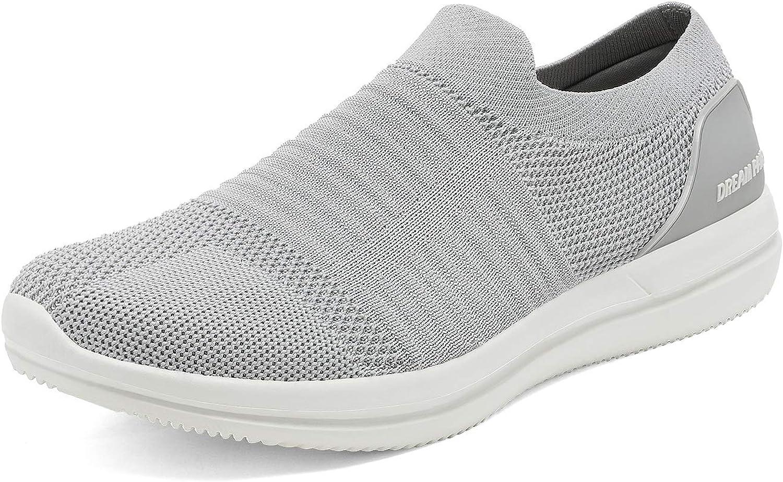 DREAM PAIRS Bruno Marc Men's Slip On Walking Shoes Sneakers