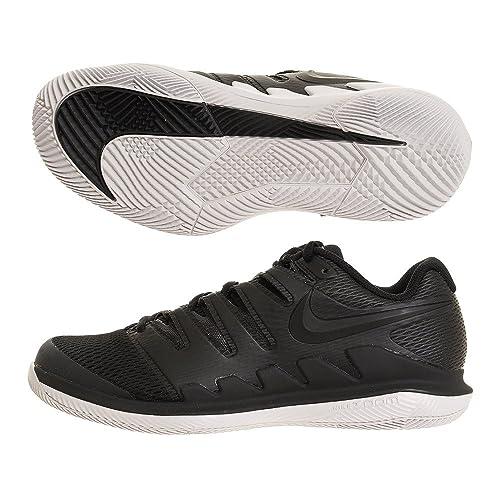 Nike Men's Zoom Vapor X Tennis Shoes (9 D(M) US, Black